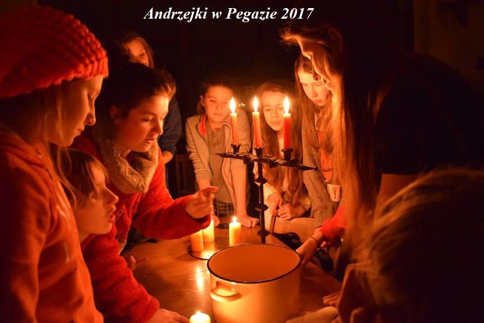 Andrzejki w Pegazie